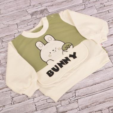 Komplet Bunny dla chłopca