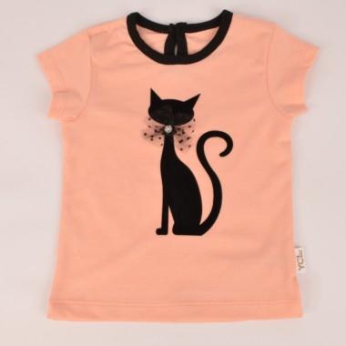 Komplet Dziewczynka Kotuś...