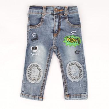 Spodnie Chłopiec Wow Jeans...
