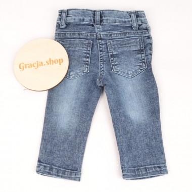 Spodnie Jeans Dziewczynka...