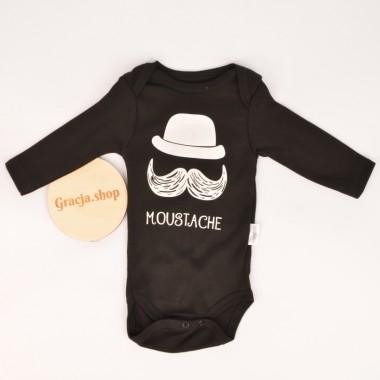 Komplet Niemowlak Moustache...