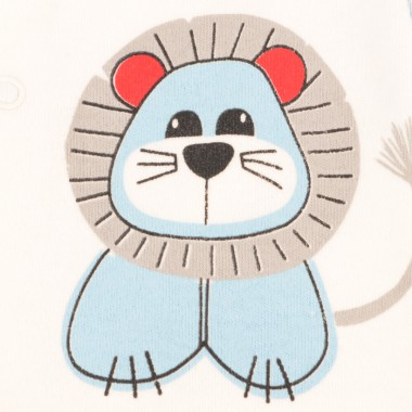 Komplet Niemowlak Lion...