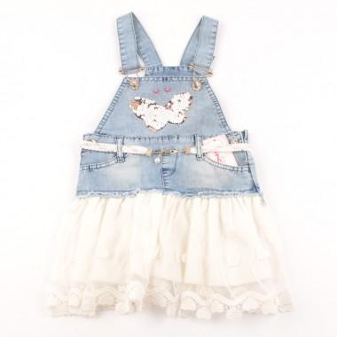 Sukienka Dziewczynka Motyl...
