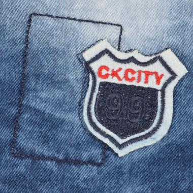 Spodnie Chłopak Jeansy City...