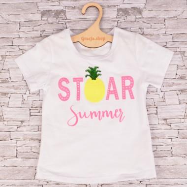 Komplet Dziewczynka Summer...