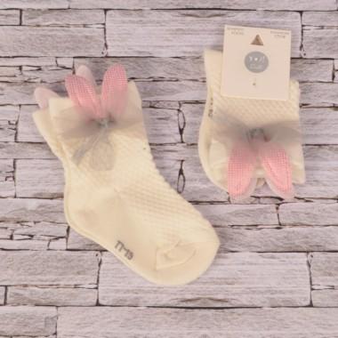 Skarpety dla dziewczynki z...